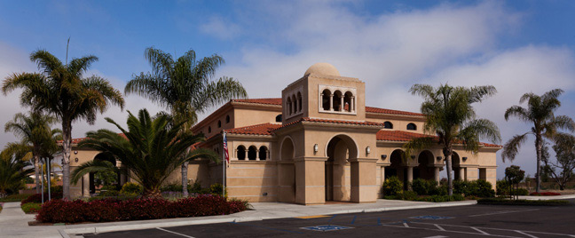 Community Center, Santaluz, San Diego